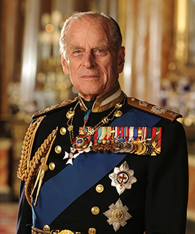 Image of HRH The Duke of Edinburgh